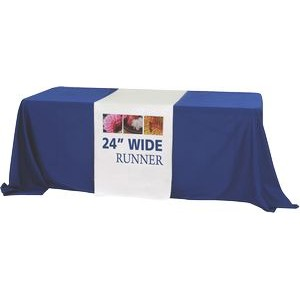 "24"" Wide Economy Coverage Table Runner"