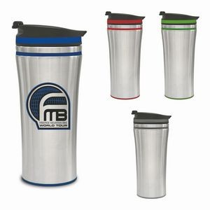 14 Oz. Verona Collection Travel Tumbler
